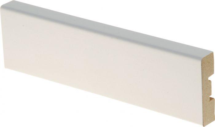 Peitelista Maler 12 x 42 x 2200 mm MDF valkoinen