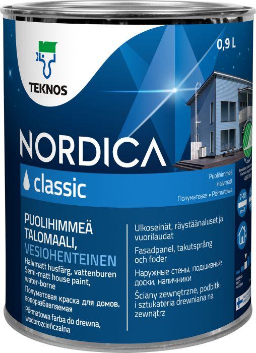 Talomaali Teknos Nordica Classic