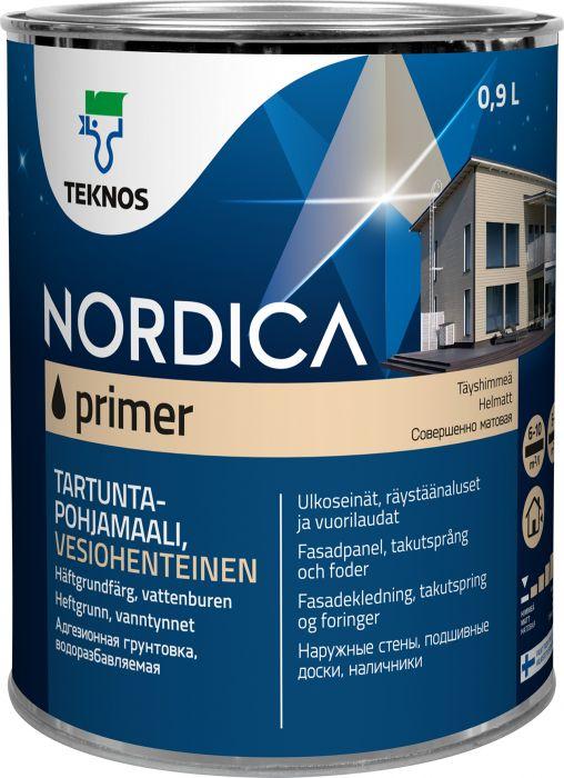Pohjamaali Teknos Nordica Primer
