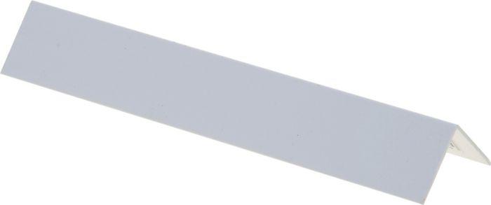 Kulmalista Maler 24 x 24 x 2700 mm PVC valkoinen