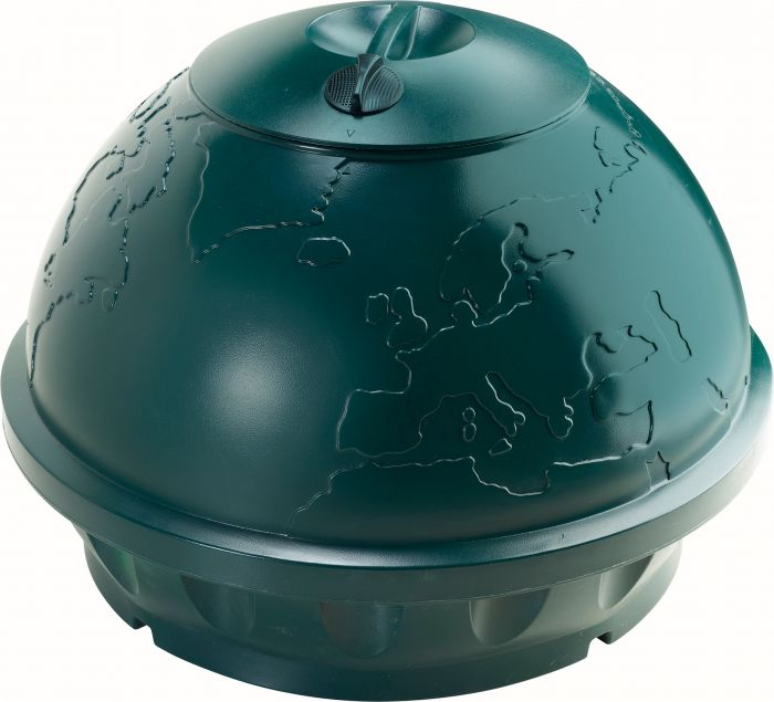 Puutarha- ja mökkikompostori Kekkilä Globe 310 l