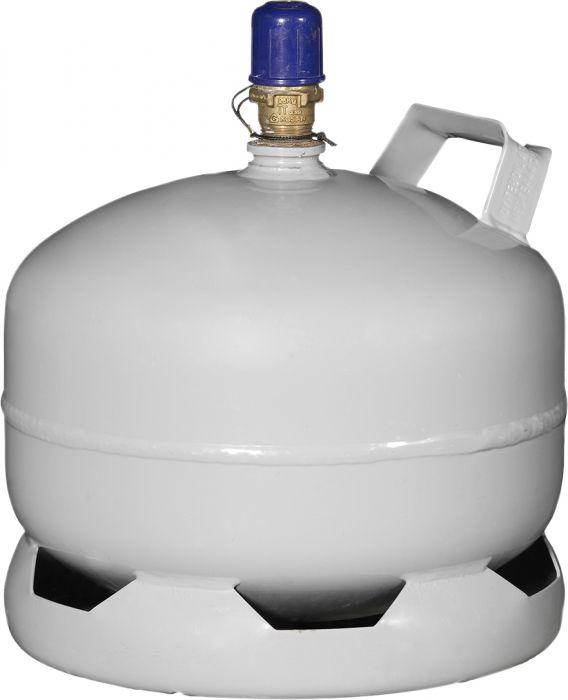 Nestekaasu AGA Teräspullo 5 kg PV Täyttö