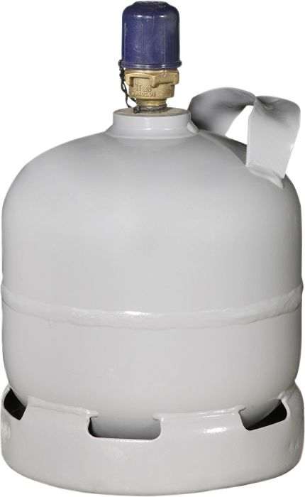 Nestekaasu AGA Teräspullo 2 kg PV Kuori