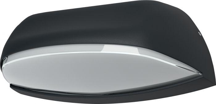Ulkoseinävalaisin Osram Wide LED Antrasiitti IP44