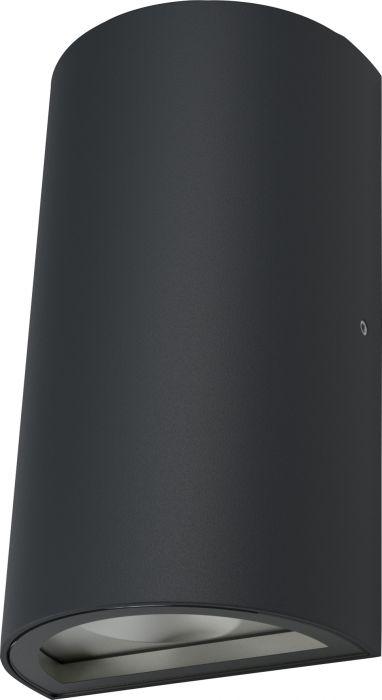 Ulkoseinävalaisin Osram UpDown LED Antrasiitti IP44
