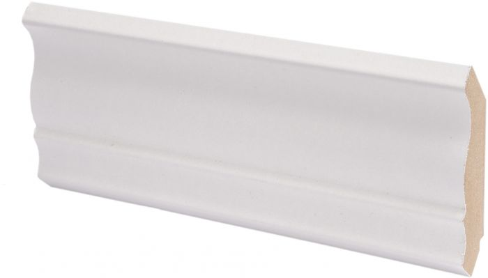 Kattolista Maler Piirto 42 x 42 x 2750 mm MDF valkoinen