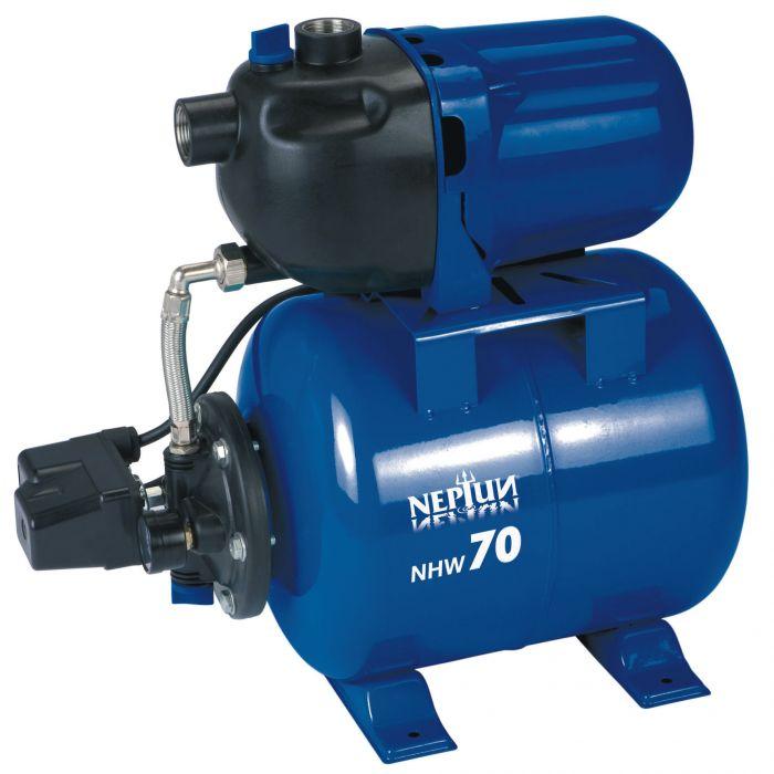 Vesiautomaatti Neptun NHW 70 Säiliöllä