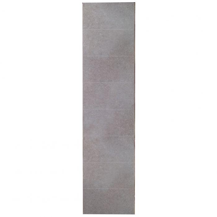 Märkätilalevy Fibo Marcato Grey Concrete M63