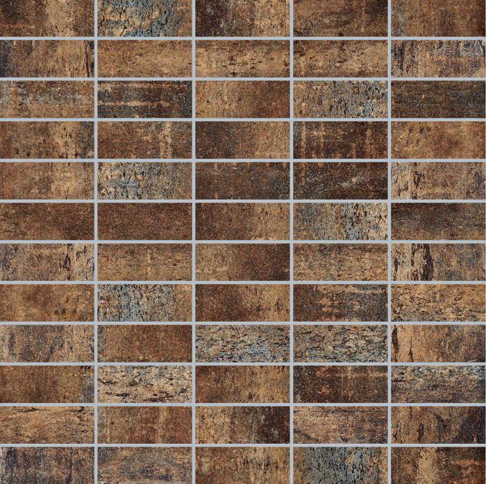 Mosaiikki Metallic Iron 30 x 30 cm
