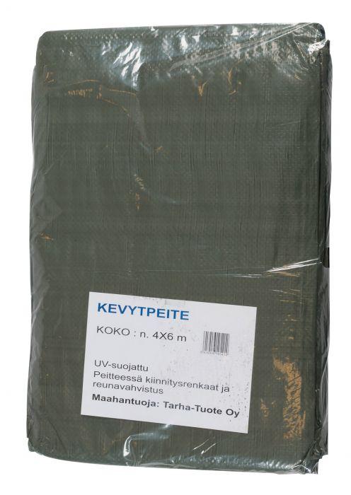 Kevytpeite 4 x 6 m 90 g/m²