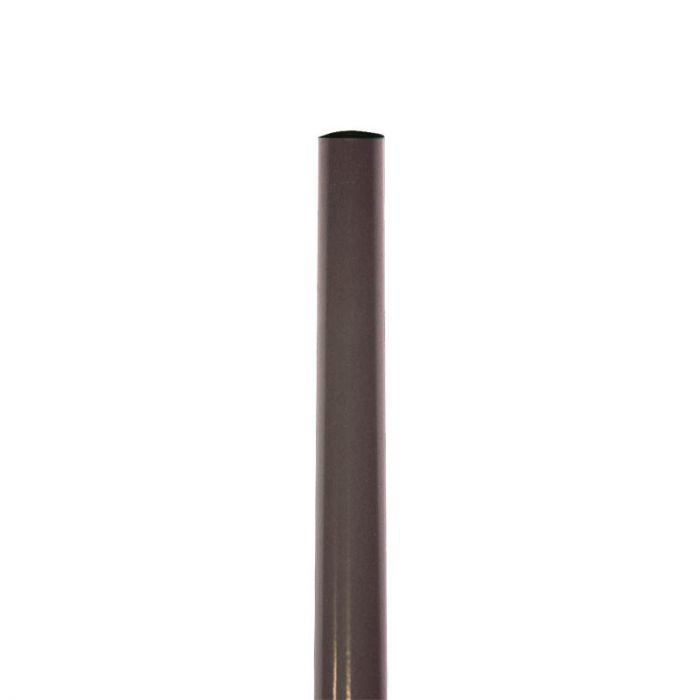 Elementtiaidan Tolppa Ø 34 mm Antrasiitti
