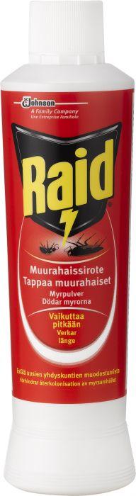 Muurahaissirote Raid 250 g