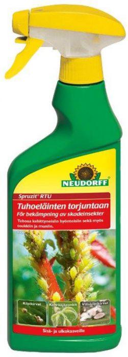 Tuhohyönteisten torjunta-aine Spruzit 500 ml