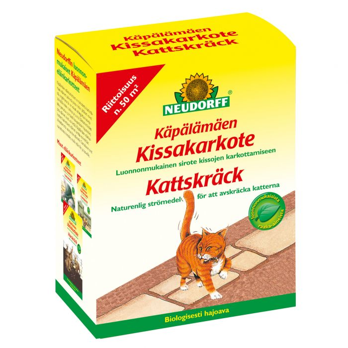 Käpälämäen Kissakarkote Neudorff 200 g