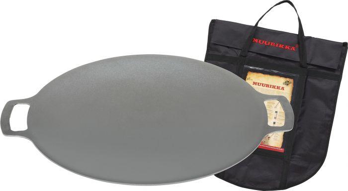 Muurikkapannu 48 cm suojapussissa