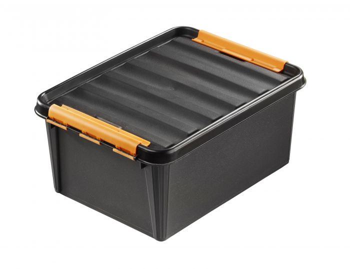 Säilytyslaatikko SmartStore Pro 31 Musta 50 x 39 x 26 cm