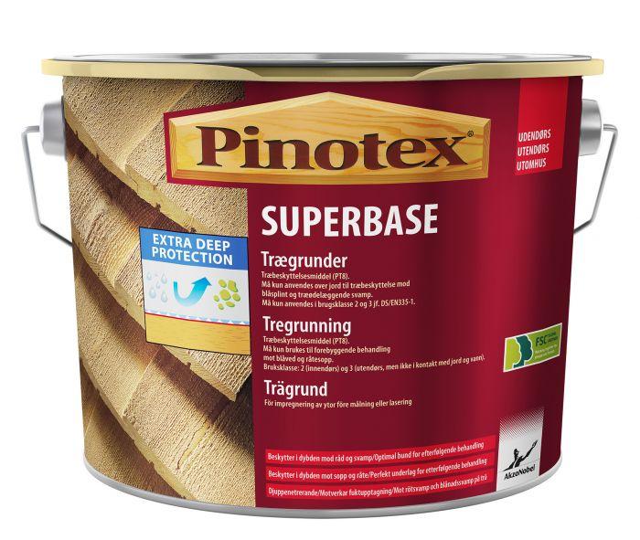 Pohjuste Pinotex Superbase