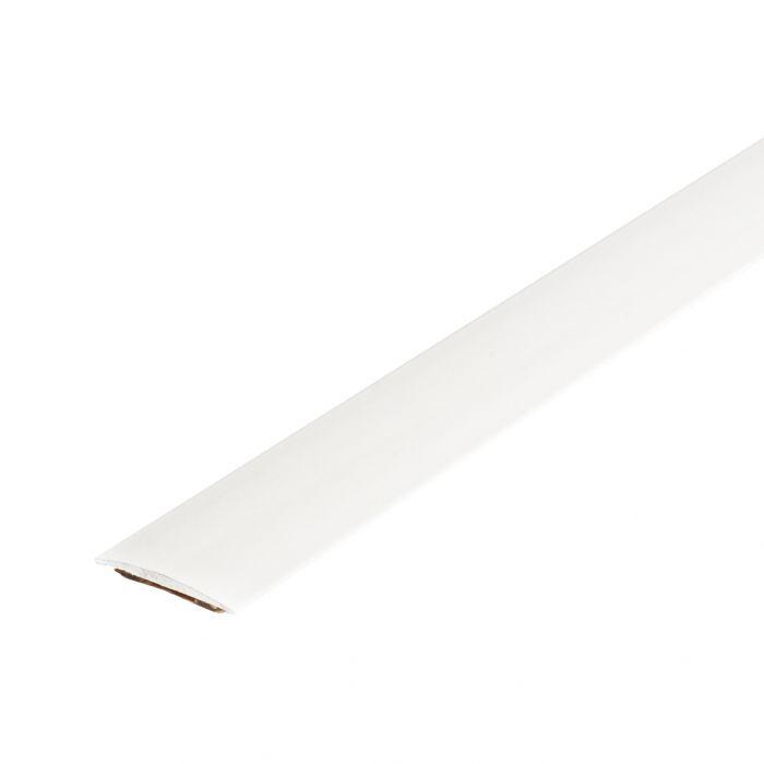 Saumalista Dione B2 Tarra 38 mm 180 cm Valkoinen