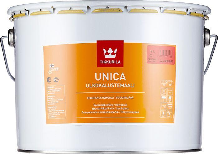 Ulkokalustemaali Tikkurila Unica