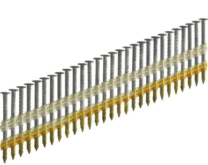 Täyskantanaula Senco Kuumasinkitty 75 x 2,87 mm 2000 kpl