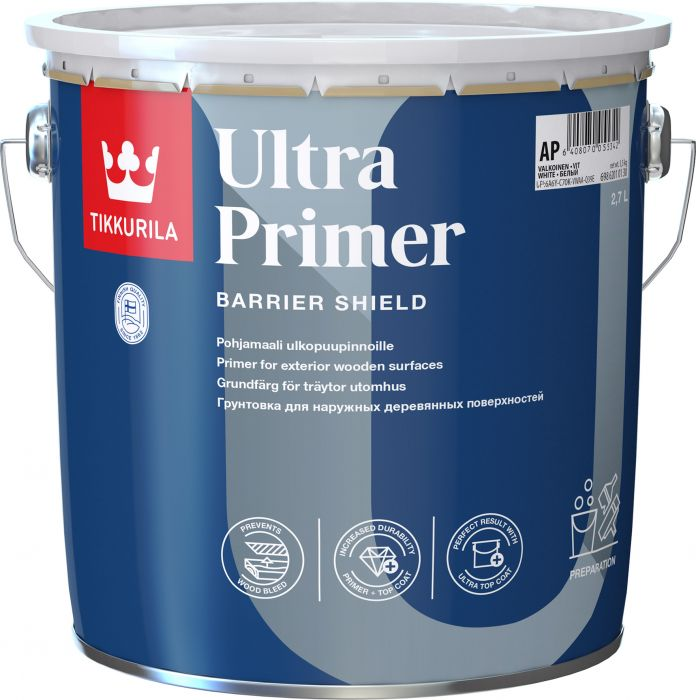 Pohja- ja välimaali Tikkurila Ultra Primer