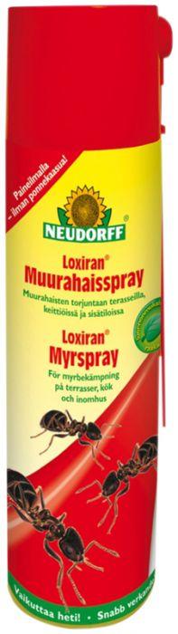 Muurahaisspray Neudorff Loxiran 400 ml