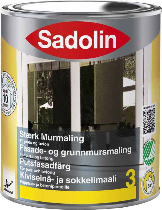 Kiviseinä- ja sokkelimaali Sadolin 3