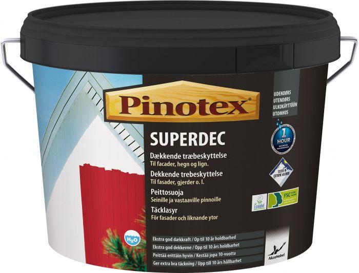 Peittosuoja Pinotex Superdec