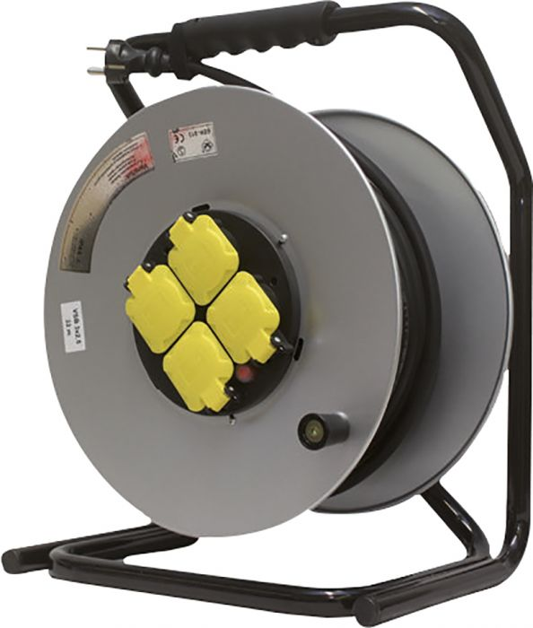 Kaapelikela Reimax Electronics 33 m ammattikäyttöön