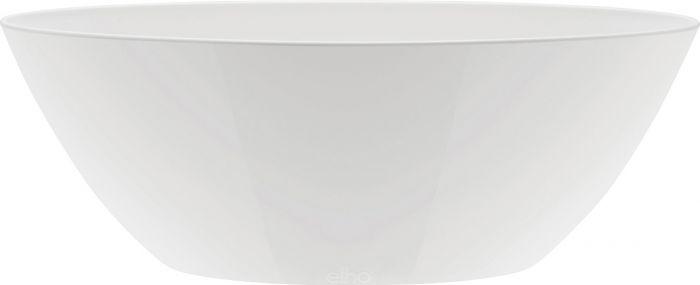 Kukkaruukku Elho Brussels Diamond Oval Valkoinen 36 cm