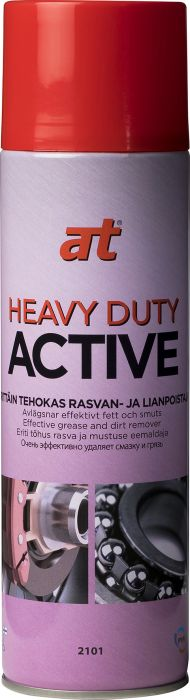 Rasvanpoistaja AT Heavy Duty Active (2101) 500 ml