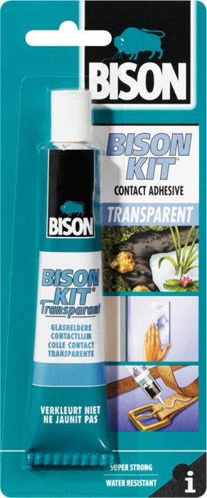 Yleiskontaktiliima Bison Kit Contact Väritön