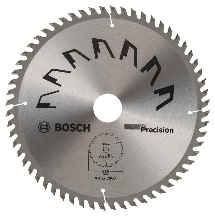Katkaisu- ja Jiirisahan Terä Bosch 216 mm