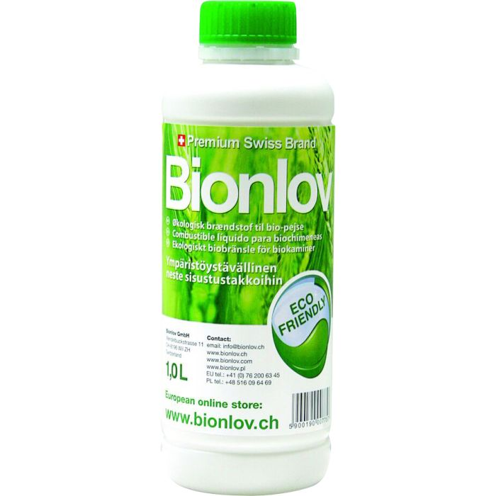 Bioetanoli Bionlov Premium 1 L
