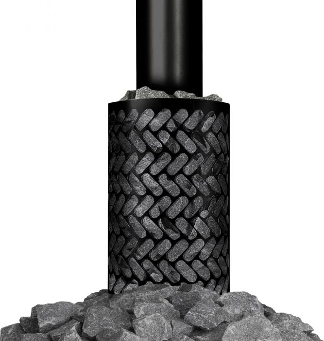 Kivikori Narvi Musta
