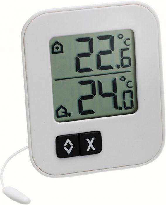 Digitaalinen lämpömittari 344