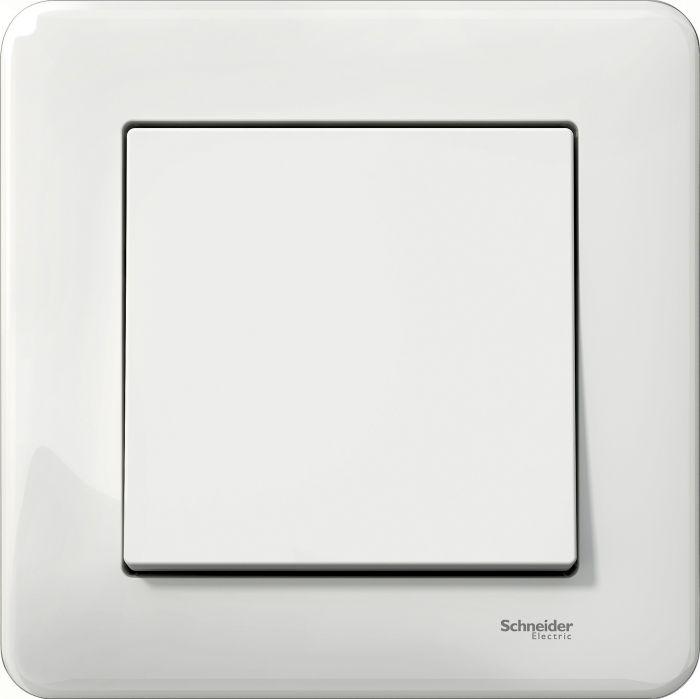 Kytkin Schneider Vaihto (6) Valkoinen IP44