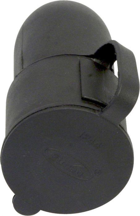 Jatkopistorasia Opal Musta IP44