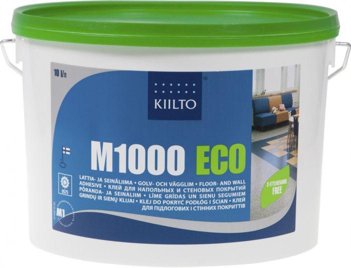 Lattia- ja seinäliima Kiilto M1000 ECO 10 L