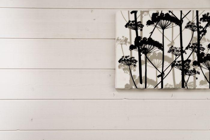 Struktuuri-Paneeli Siparila Puhdas Valkoinen 15 x 176 x 2350 mm
