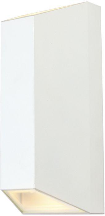 Seinävalaisin Airam Sala valkoinen IP44