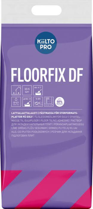 Saneerauslaasti Kiilto Floorfix DF 20 Kg