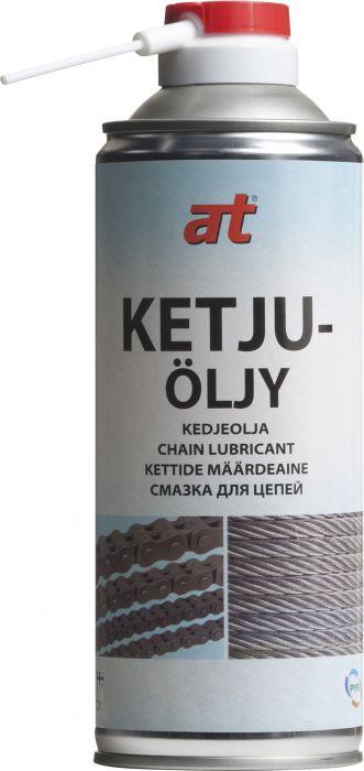Ketjuöljy AT (3050) 400 ml