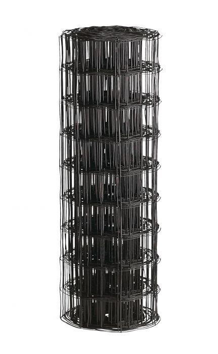 Puutarhaverkko Musta 60 cm x 25 m