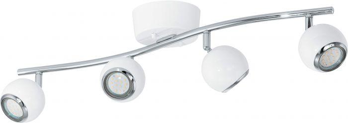 Spottivalaisin Eglo Bimeda LED 4-Os Valkoinen