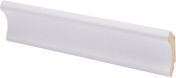 Kattolista Maler smart 30 x 30 x 2750 mm MDF puolikiiltävä valkoinen