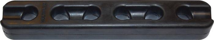 Kumijoustin 16-18 mm köyteen