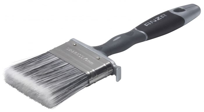 Lakkasivellin Anza Platinum Black 35 mm