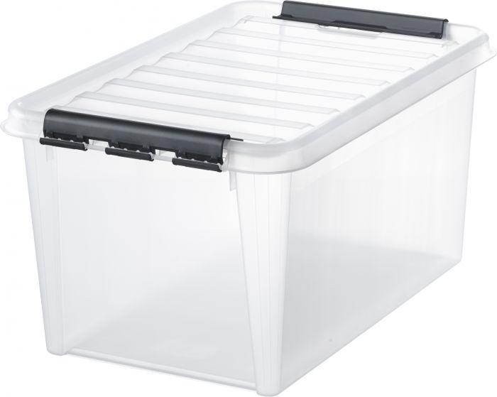 Säilytyslaatikko SmartStore Classic 45 Kirkas 59 x 39 x 31 cm