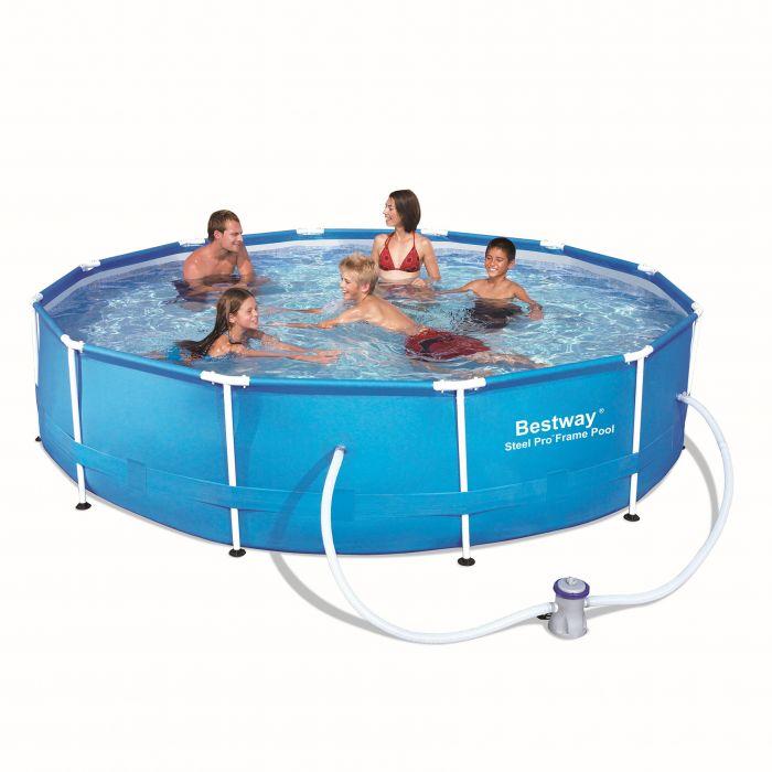 Uima-allas Bestway Frame Pool 366 x 76 cm